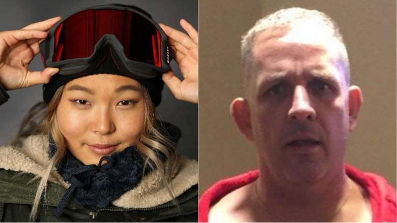 Chloe Kim and Patrick Connor