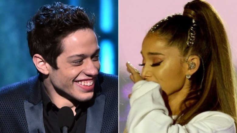 Pete Davidson Is Still Joking About His Breakup With Ariana Grande on Saturday Night Live