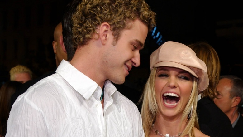 britney spears and justin timberlake relationship advice