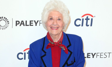 """BEVERLY HILLS, CA - SEPTEMBER 15: Actress Charlotte Rae attends The Paley Center for Media's PaleyFest 2014 Fall TV Preview - """"The Facts of Life"""" 35th Anniversary Reunion at The Paley Center for Media on September 15, 2014 in Beverly Hills, California. (Photo by Frederick M. Brown/Getty Images)"""