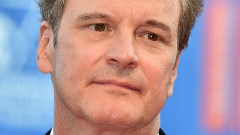 Colin Firth's wife con...