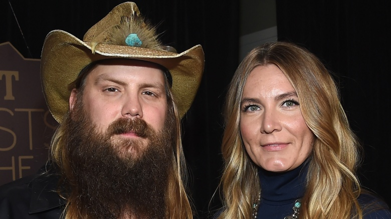 Chris stapleton wife morgane stapleton welcome twins for Songs chris stapleton wrote for others