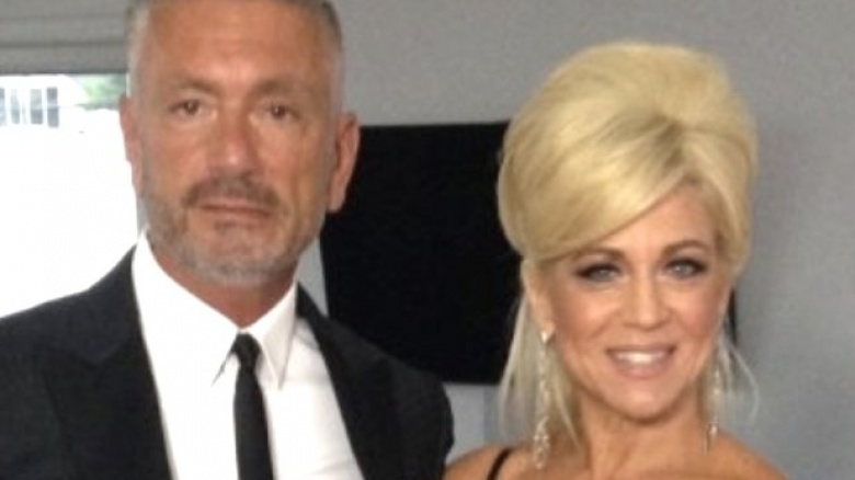 Theresa Caputo and her husband, Larry, are officially headed toward breakup