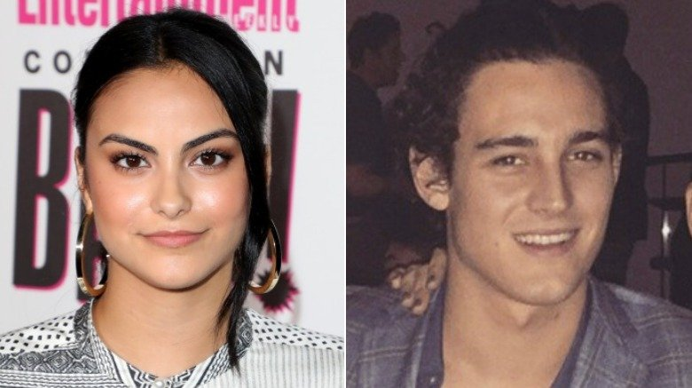 Camila Mendes and Victor Houston