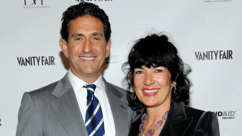 Jamie Rubin and Christiane Amanpour