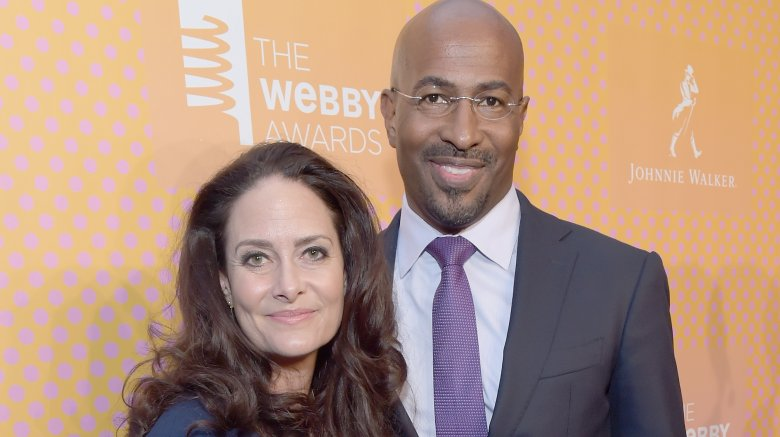 Jana Carter and Van Jones