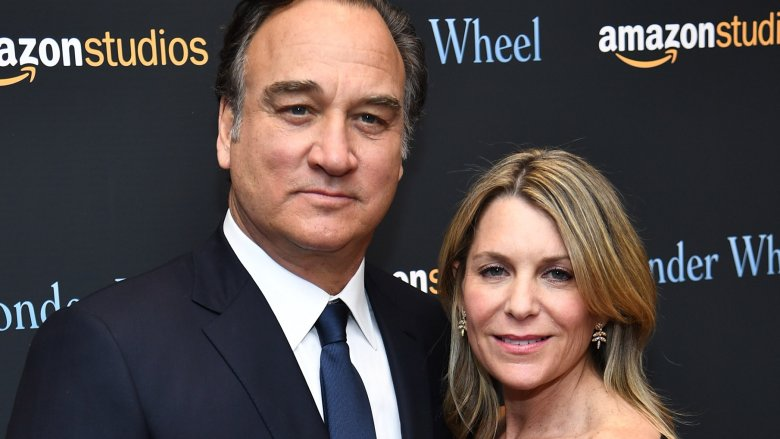 Jim Belushi and Jennifer Sloan