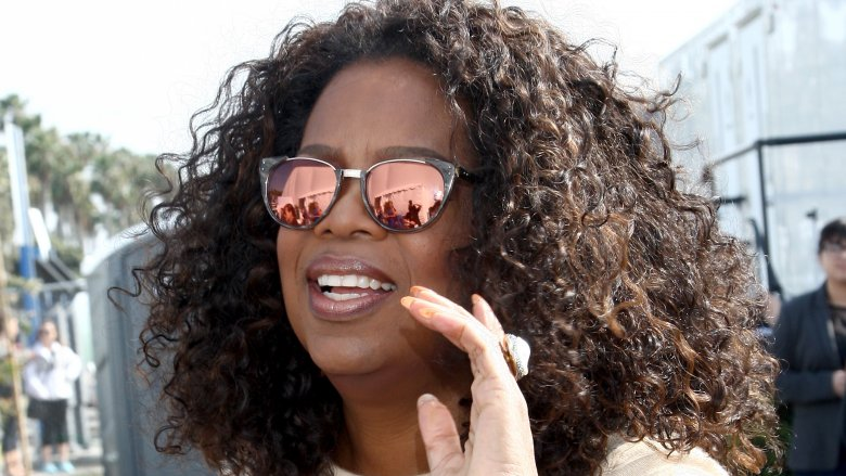 Oprah finds her privacy in Washington estate