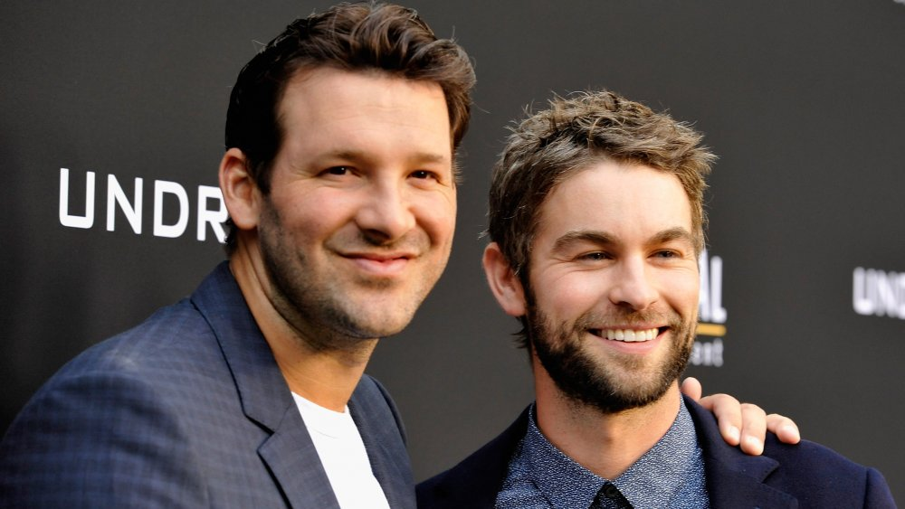 Chace Crawford's relationship with his famous brother-in-law
