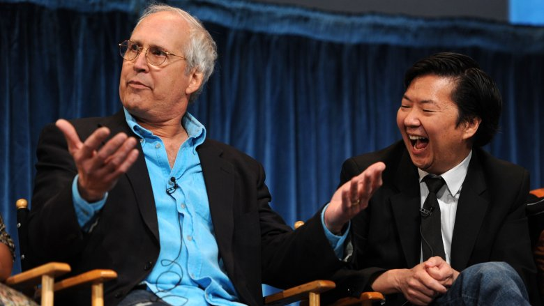 Chevy Chase, Ken Jeong