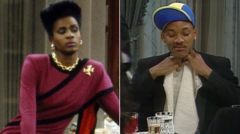 Janet Hubert, Will Smith in The Fresh Prince of Bel-Air