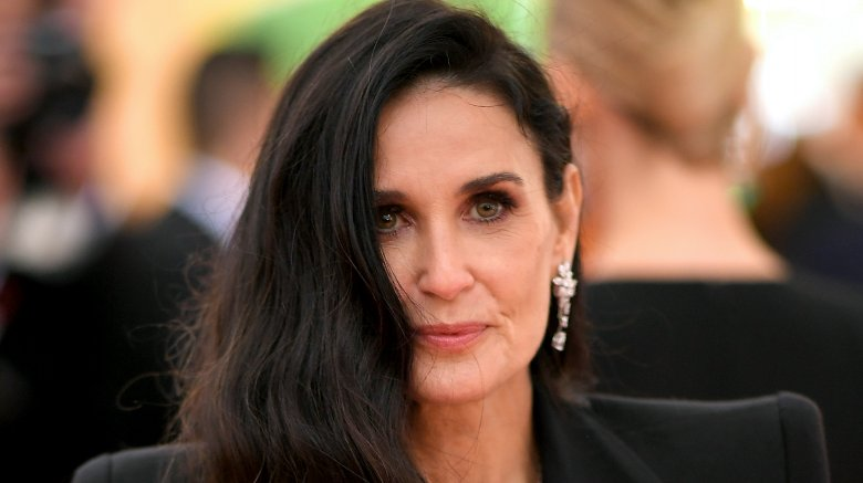 Demi Moore's saddest confessions about her life