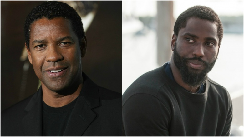 Denzel Washington's Son Has Grown Up To Be Gorgeous