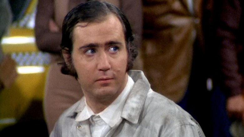 Andy Kaufman in Taxi