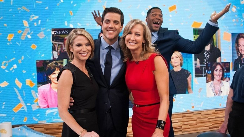 Lara Spencer, Amy Robach and colleagues