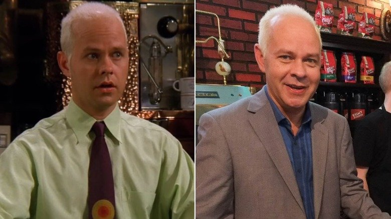 Gunther from Friends, James Michael Tyler