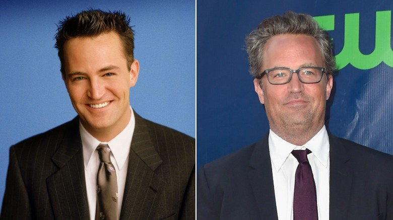 Chandler Bing, Matthew Perry