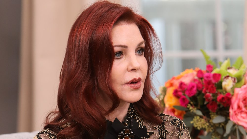 "Priscilla Presley appears on Hallmark's ""Home and Family."""