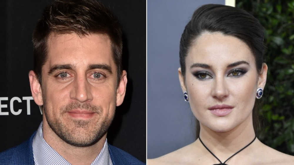Inside Aaron Rodgers And Shailene Woodley's Relationship