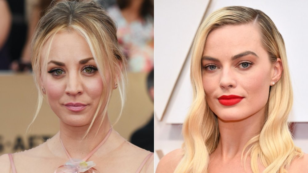Inside the feud between Kaley Cuoco and Margot Robbie