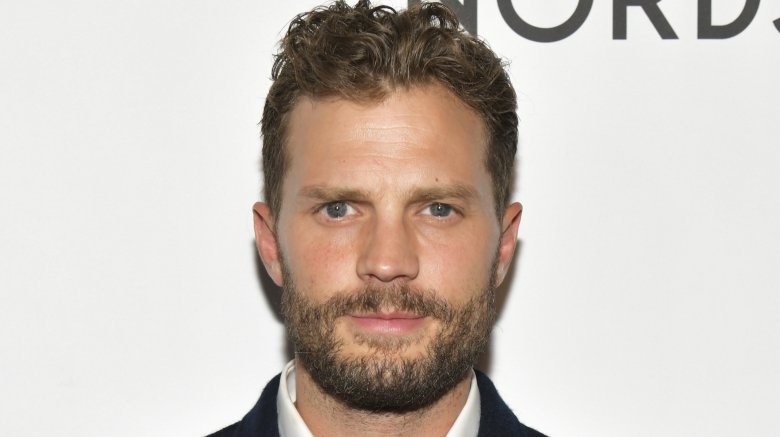 Is Jamie Dornan anything like Christian Grey in real life?