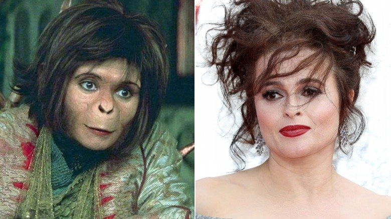 Helena Bonham Carter in Planet of the Apes