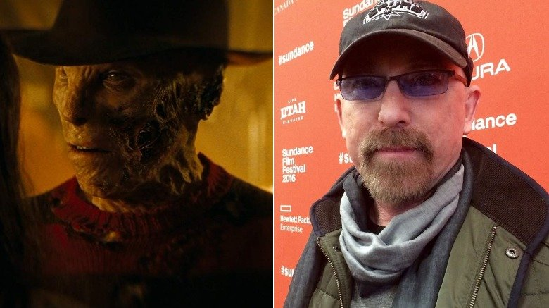 Jackie Earle Haley as Freddy Krueger in A Nightmare on Elm Street