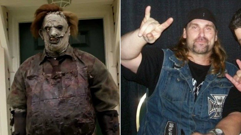 Andrew Bryniarski as Leatherface in The Texas Chainsaw Massacre