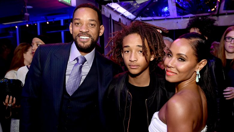 Will Smith Jaden Smith Jada Pinkett Smith
