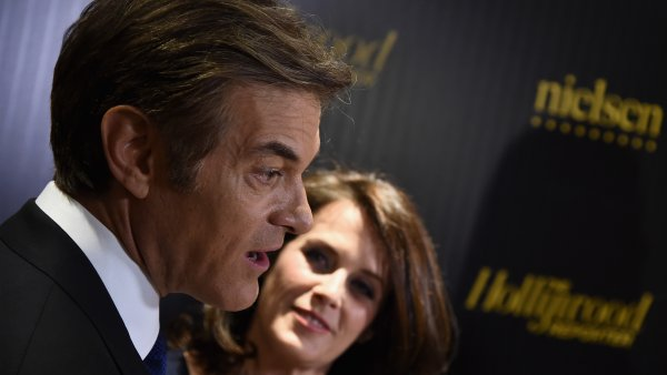 Strange things about Dr  Oz's marriage