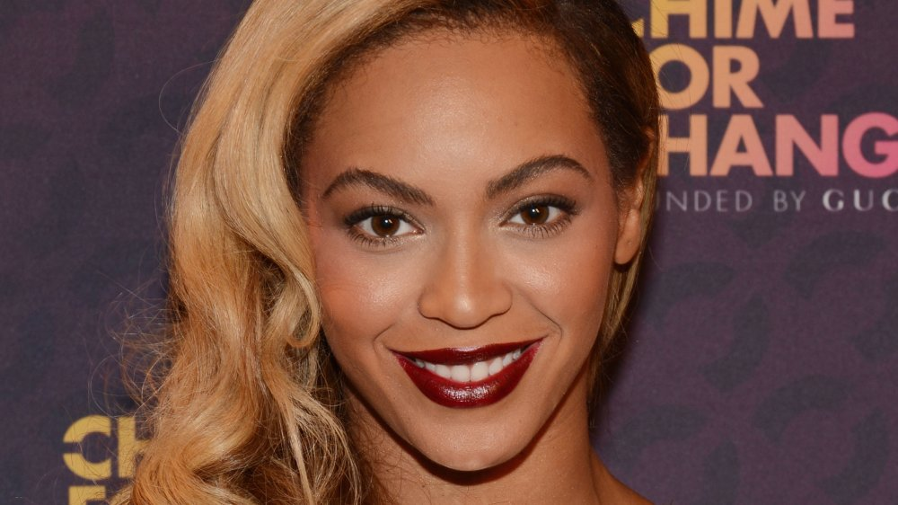 The changing looks of Beyonce