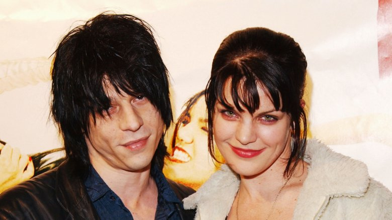 Francis Shivers and Pauley Perrette