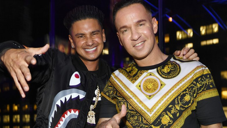 """Pauly D Mike """"The Situation"""" Sorrentino"""