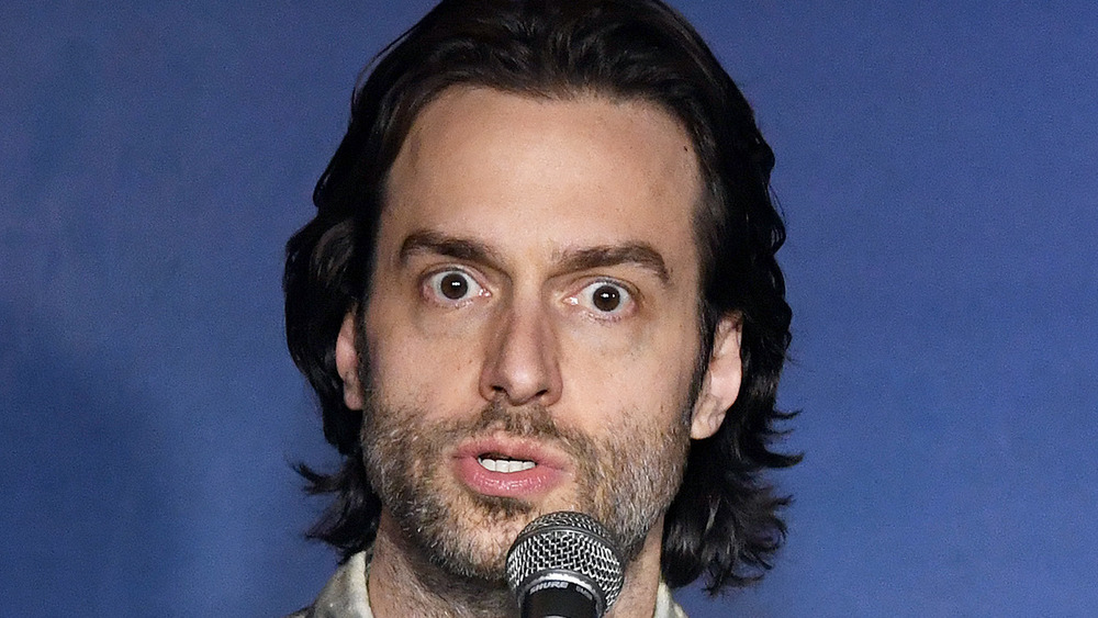The Real Reason Comedian Chris D'Elia Is Facing Legal Trouble