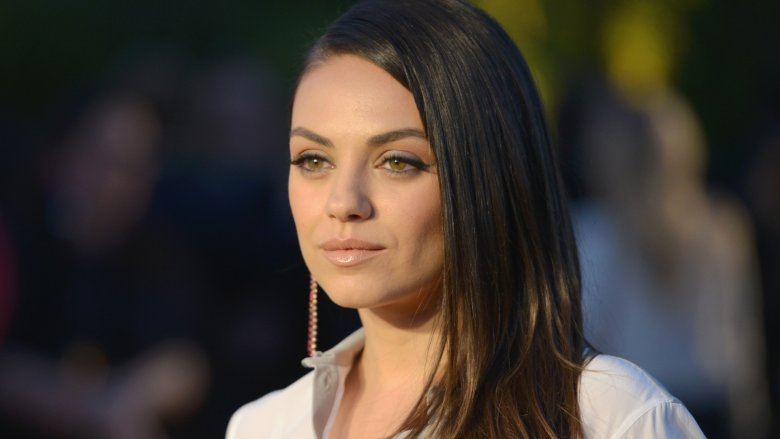 The real reason Mila Kunis disappeared