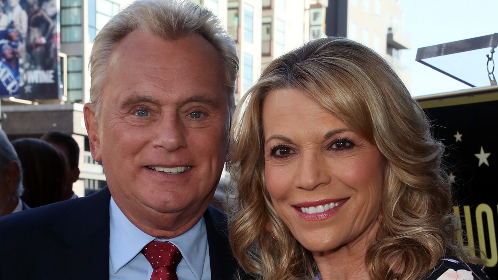 The Real Reason Pat Sajak And Vanna White Never Dated
