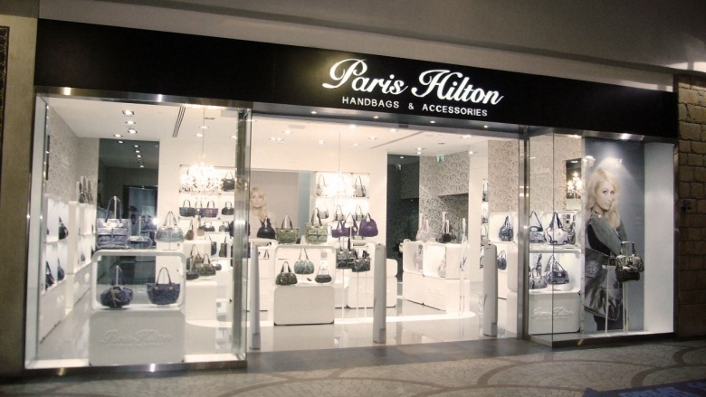 Paris Hilton Boutique
