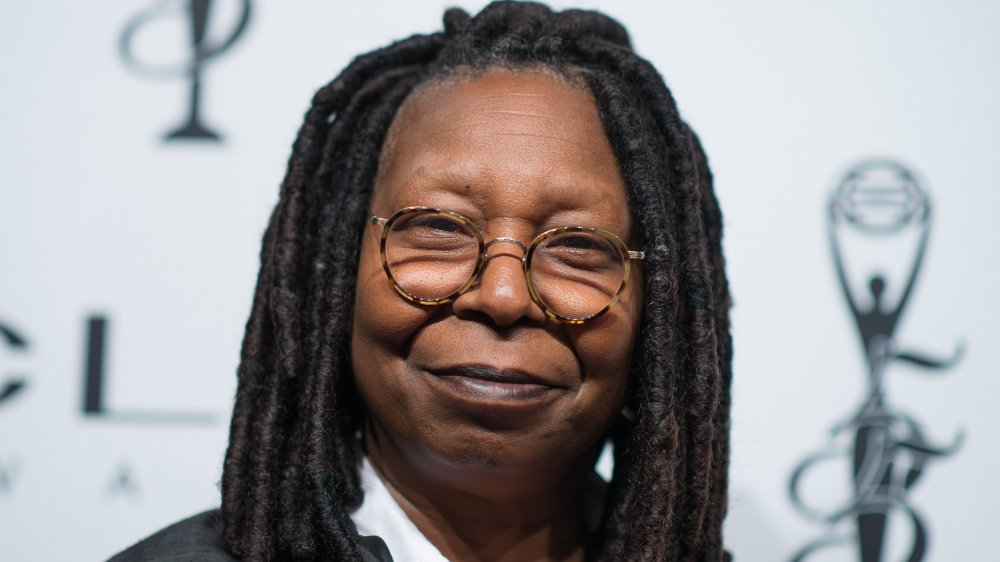 The real reason Whoopi Goldberg doesn't live with anyone