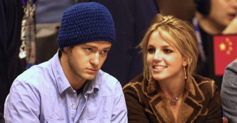 Justin timberlake and britney spears started hookup