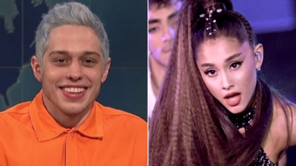 Here's why Ariana Grande and Pete Davidson broke up