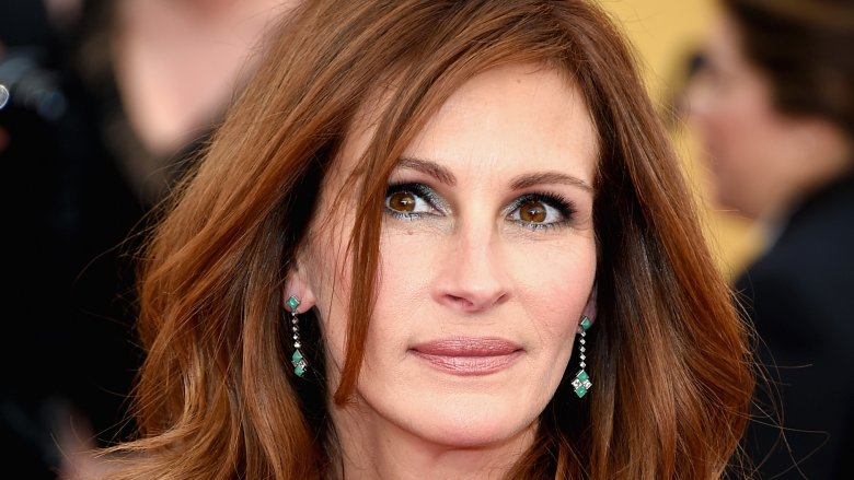 The shady side of Julia Roberts