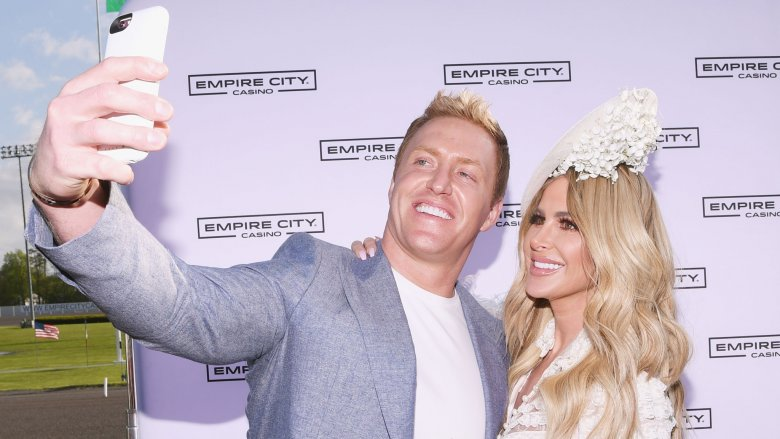 Kim Zolciak-Biermann and husband