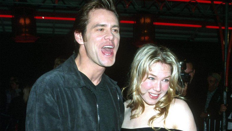 Jim Carrey and Renée Zellweger