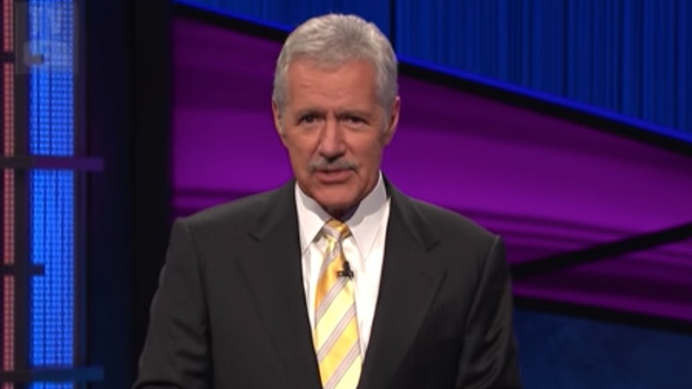 The truth about Alex Trebek's iconic mustache