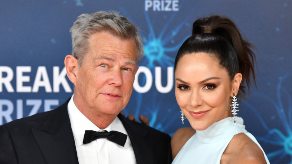 The Truth About David Foster's Much Younger Wife Katharine McPhee