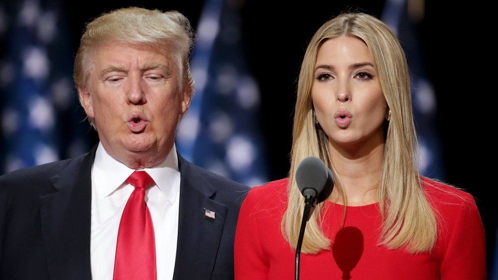 The truth about Ivanka's relationship with her father