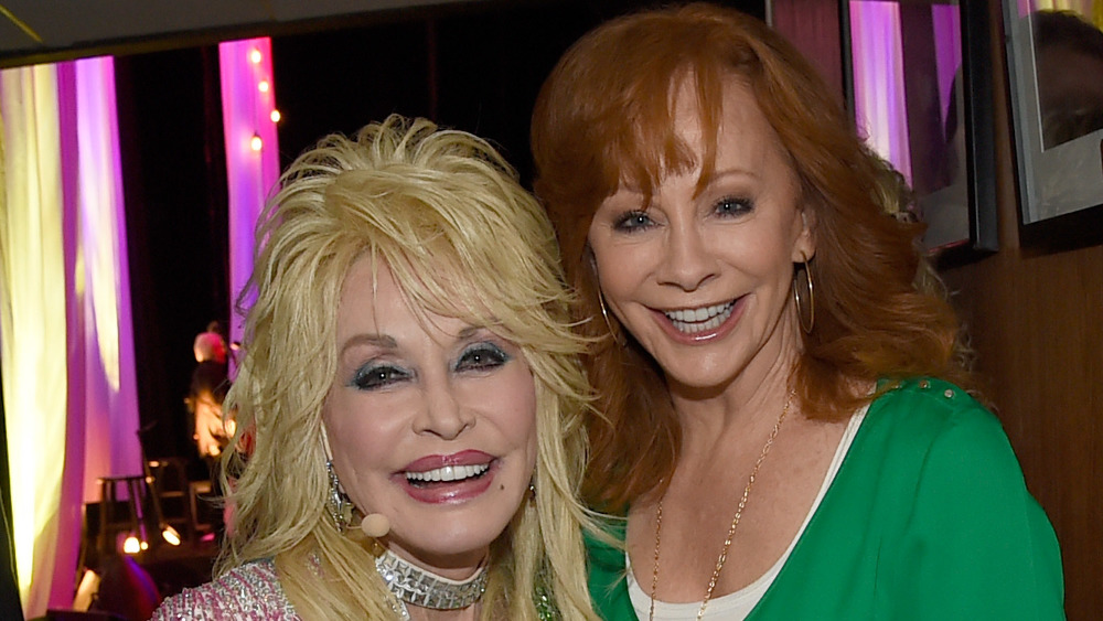 The truth about Reba McEntire and Dolly Parton's friendship
