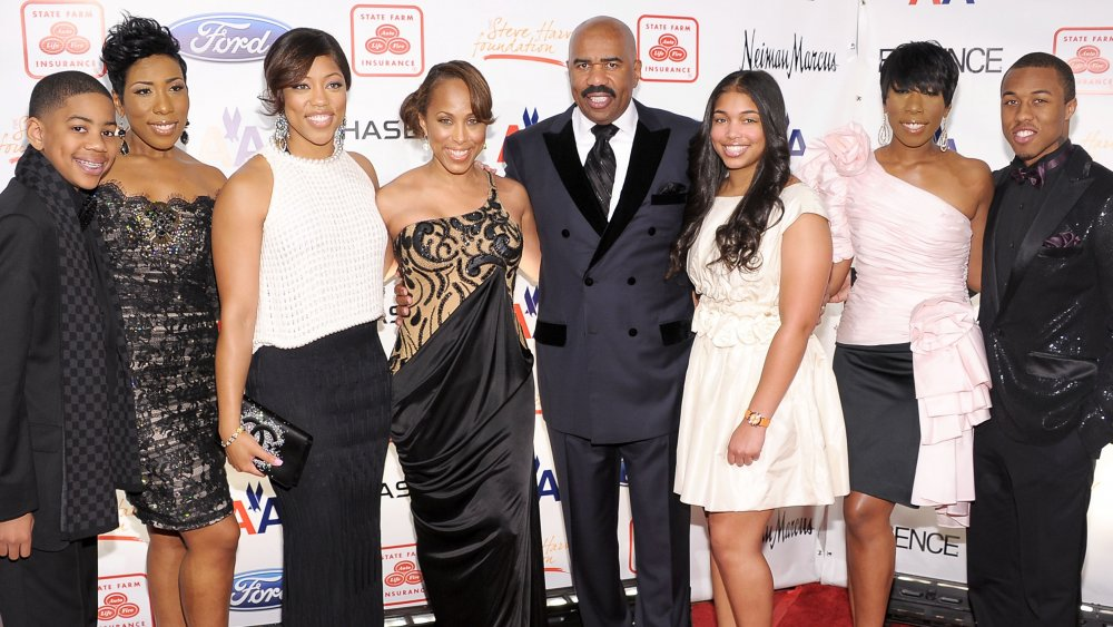 The truth about Steve Harvey's daughters