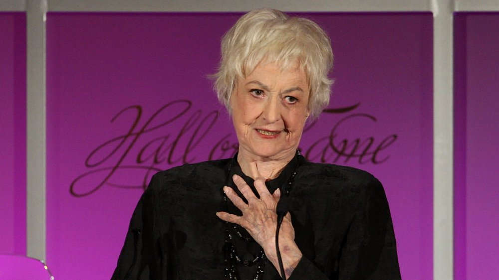 Bea Arthur at 2008 Academy of Television Arts & Sciences' Hall of Fame ceremony