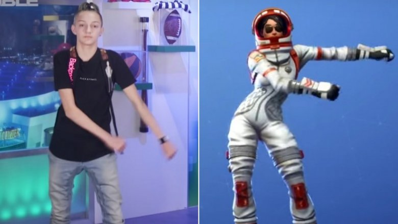 Russell Horning The Backpack Kid Fortnite